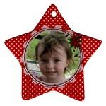 miranda star - Ornament (Star)