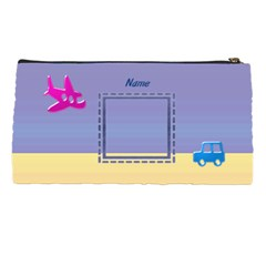 Plane & Car By Daniela   Pencil Case   Ftzozz8r8ke3   Www Artscow Com Back