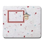 With love - Large Mousepad