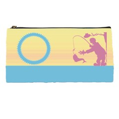 Fisherman By Daniela   Pencil Case   Jjfco6c1u7cs   Www Artscow Com Front