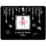 A Star Is Born Extra Large Fleece - Fleece Blanket (Large)