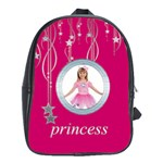 Princess Star Backpack schoolbag - School Bag (Large)