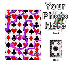 Ace Kiki sdeck By Kiki Jesus   Playing Cards 54 Designs   Pl8byvpu54g6   Www Artscow Com Front - DiamondA