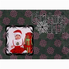 Christmas Cards   5  X 7  Photo Cards By Carmensita   5  X 7  Photo Cards   Caux5x25t36j   Www Artscow Com 7 x5 Photo Card - 4