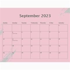 2015 Wild Child By Amanda Bunn   Wall Calendar 11  X 8 5  (12 Months)   D1r8v3drsi5h   Www Artscow Com Sep 2015