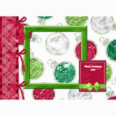 Merry And Bright Card 5x7 101 By Lisa Minor   5  X 7  Photo Cards   38us4dj4u3xc   Www Artscow Com 7 x5 Photo Card - 1