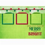 Merry and Bright Card 5x7 102 - 5  x 7  Photo Cards