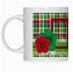 Merry and Bright Mug 101 - White Mug