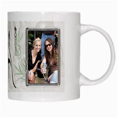 Pretty Sister Mug By Lil    White Mug   Hwy3xsoo5nb5   Www Artscow Com Right