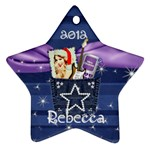 Hannah s Ornament - Ornament (Star)