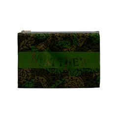 Matthew By Lisa   Cosmetic Bag (medium)   Ezkiy6wt1597   Www Artscow Com Front