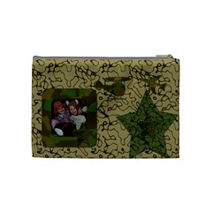Matthew By Lisa   Cosmetic Bag (medium)   Ezkiy6wt1597   Www Artscow Com Back