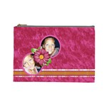Awaken Her Large Cosmetic Bag - Cosmetic Bag (Large)