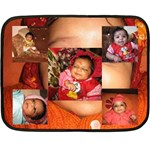Bitiya blanket - Fleece Blanket (Mini)