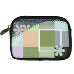 Blustery Day Camera Bag - Digital Camera Leather Case
