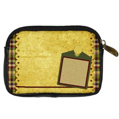 Aiw Camera Case By Lisa Minor   Digital Camera Leather Case   31me9rpemh3c   Www Artscow Com Back
