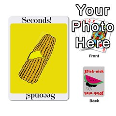 Pick Nick By Richard Lallatin   Playing Cards 54 Designs   Mxzxqzvr3xtq   Www Artscow Com Front - Diamond4