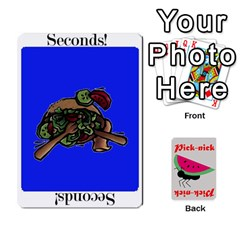 Pick Nick By Richard Lallatin   Playing Cards 54 Designs   Mxzxqzvr3xtq   Www Artscow Com Front - Diamond9