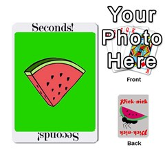 Pick Nick By Richard Lallatin   Playing Cards 54 Designs   Mxzxqzvr3xtq   Www Artscow Com Front - Spade6