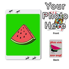 Pick Nick By Richard Lallatin   Playing Cards 54 Designs   Mxzxqzvr3xtq   Www Artscow Com Front - Club3