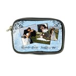 blue wedding coin purse