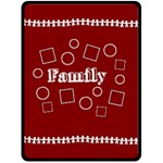 Family XL Blanket - Fleece Blanket (Extra Large)