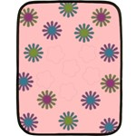 Mini Flower Fleece - Mini Fleece Blanket