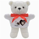 I heart you Valentine bear - Teddy Bear
