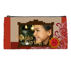 Thanksgiving By Berry   Pencil Case   Khbyyjn7m661   Www Artscow Com Front