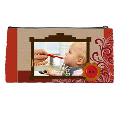 Thanksgiving By Berry   Pencil Case   Khbyyjn7m661   Www Artscow Com Back