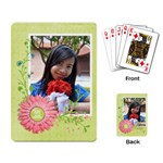 hong - Playing Cards Single Design