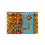 Silly Summer Fun Medium Cosmetic Bag - Cosmetic Bag (Medium)