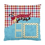 Silly Summer Fun 2 sided pillow 1 - Standard Cushion Case (Two Sides)