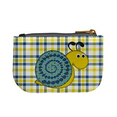Silly Summer Fun Coin Bag by Lisa Minor Back