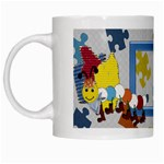 Silly Summer Fun Mug 1 - White Mug