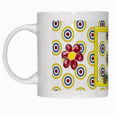 Silly Summer Fun Mug 2 By Lisa Minor   White Mug   Nxba2d6a3au9   Www Artscow Com Left