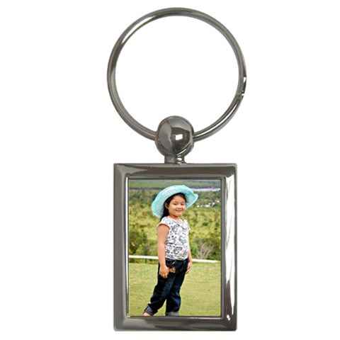 Yza4 By Grace Abonillo   Key Chain (rectangle)   Mpius5hfq789   Www Artscow Com Front