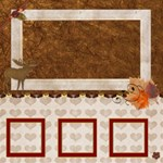 Fall Scrapbook Kit  - ScrapBook Page 12  x 12