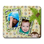 safari mouse pad - Collage Mousepad