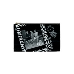 Cosmetic Bag By Tammy Gatten   Cosmetic Bag (small)   Vlgtfugrrbdp   Www Artscow Com Front
