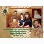 CHRISTMAS CARDS 2010 - 5  x 7  Photo Cards