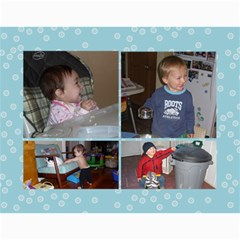 X Mas By Rachel Bergen   Wall Calendar 11  X 8 5  (12 Months)   9i4il9r01sra   Www Artscow Com Month