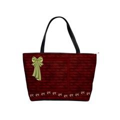 Old World Classic Shoulder Handbag By Lisa Minor   Classic Shoulder Handbag   Kae30i5rsbt8   Www Artscow Com Front