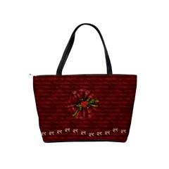 Old World Classic Shoulder Handbag By Lisa Minor   Classic Shoulder Handbag   Kae30i5rsbt8   Www Artscow Com Back