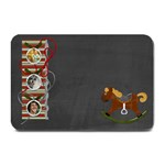 My Christmas Pony Place Mat - Plate Mat