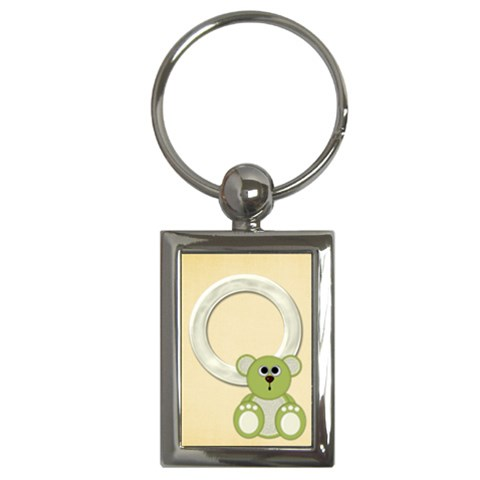Hh Keychain By Lisa Minor   Key Chain (rectangle)   Viii2tdlstoa   Www Artscow Com Front