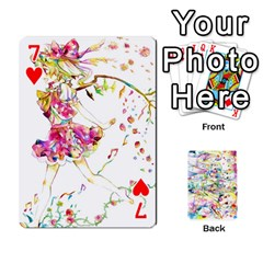 Touhou Watercolor Deck By Herpan Derpan   Playing Cards 54 Designs   Awp89gt03fyd   Www Artscow Com Front - Heart7