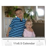 Great Grandma - Wall Calendar 11 x 8.5 (12-Months)
