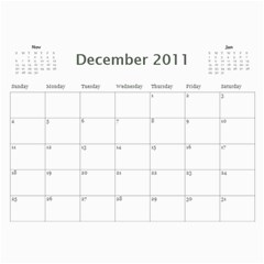 Great Grandma By Kelly   Wall Calendar 11  X 8 5  (12 Months)   Gexjcb8jcr80   Www Artscow Com Dec 2011