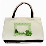 Butterfly Tote - Basic Tote Bag